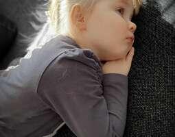 pienen lapsen oksennustaudin hoito