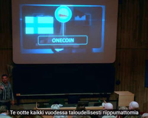 Onecoin Kirjaudu