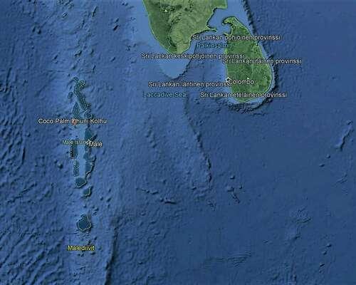 Malediivit Aiheiset Blogit Blogit Fi