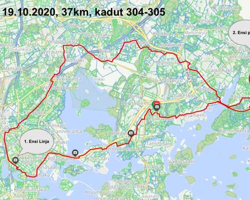 Helsingin Kadut
