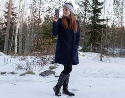 Musta villakangastakki postaukset Blogit.fi