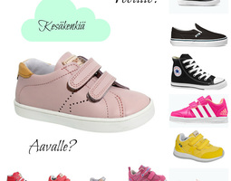 Minkälaisia kenkiä kesäksi + alevinkki 599e09f78a