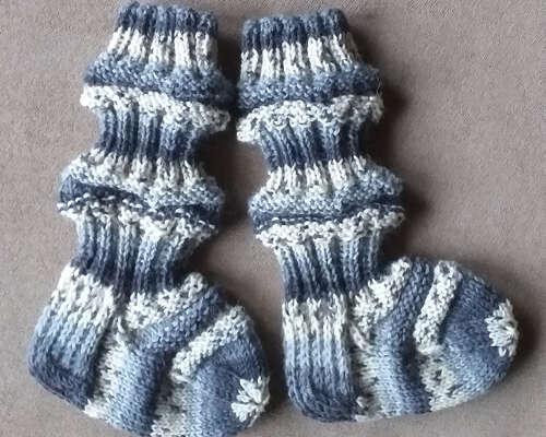 Lanka vauvan sukat nalle Vauvansukkia sairaalaan